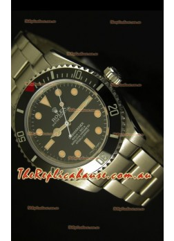 Rolex Submariner Project X Heritage HS01 Swiss Replica Timepiece
